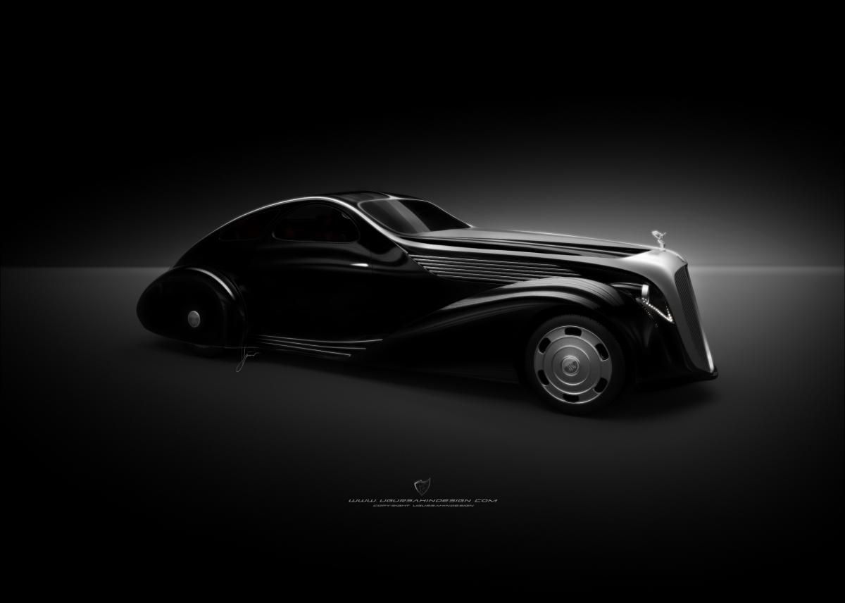 Jonckheere Aerodynamic Coupe Ii Ugur Sahin Design 2015 We